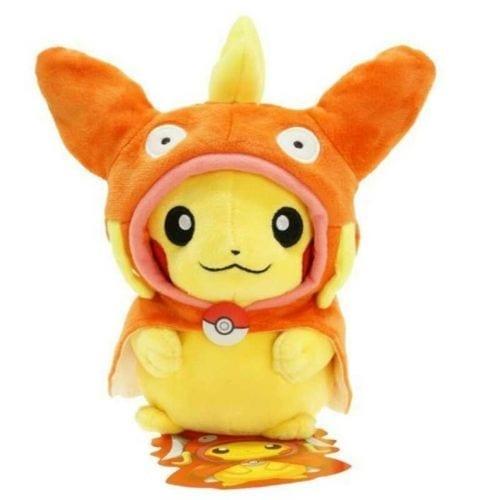 Peluche Pikachu Disfrazado Magikarp PT Pokémon Anime Small
