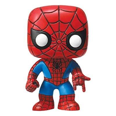Figura Spiderman Funko POP Marvel