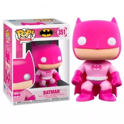 Figura Batman Funko POP DC Comics Rosado