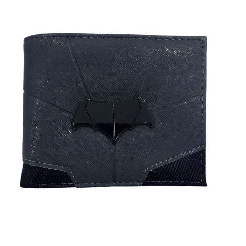 Billetera Logo Batman Ben Affleck PT Batman DC Comics Logo Metàlico