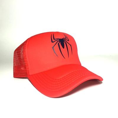 Gorra de Malla Spideman Logo PT Marvel
