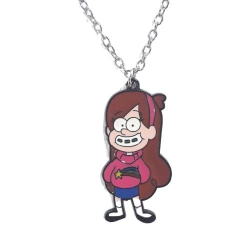 Collar Mabel Pines PT Gravity Falls Animados