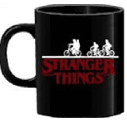 Mug Tallado Logo TooGEEK Stragers Things Series