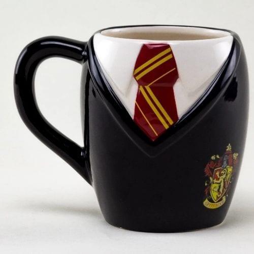 Mug Traje Hogwarts PT Harry Potter Fantasía 3D