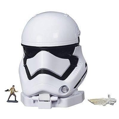 Figura articulada Storm Trooper Hasbro Micromachines Star Wars Cabeza