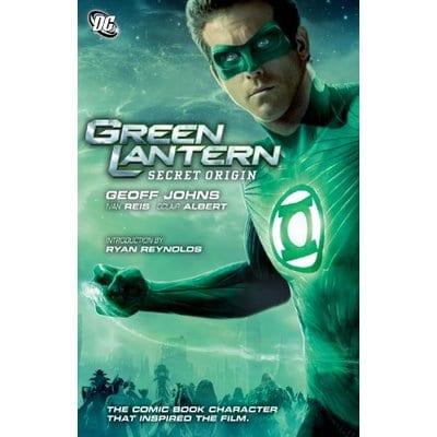 Comic Linterna Verde Secret Origins DC Comics ENG