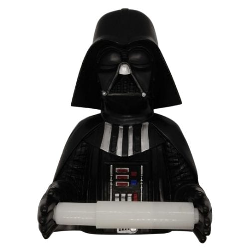 Dispensador de Papel Higienico Darth Vader PT Star Wars para Pared