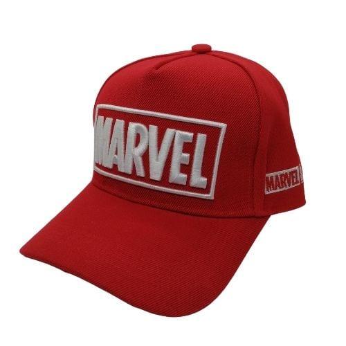 Gorra Marvel PT Marvel Logo Marvel Bordado