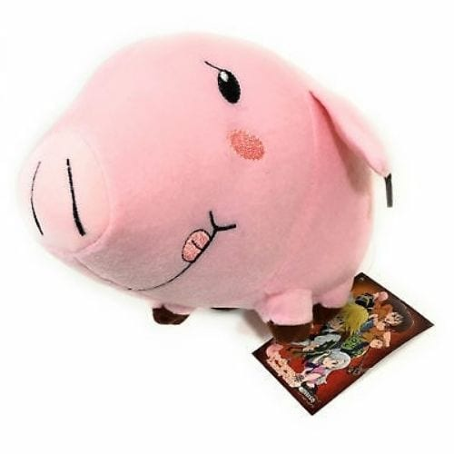 Peluche Hawk PT The Seven Deadly Sins Anime 6''