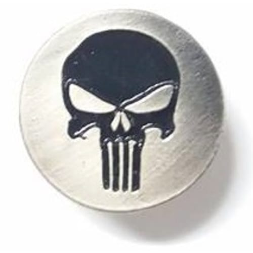 Pin Metálico Punisher TooGEEK Marvel