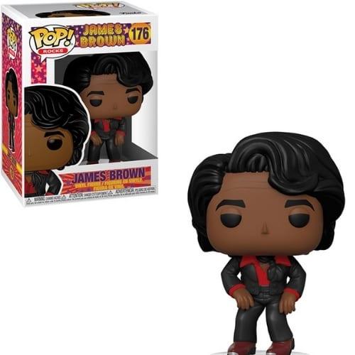 Figura James Brown Funko POP Funk Música