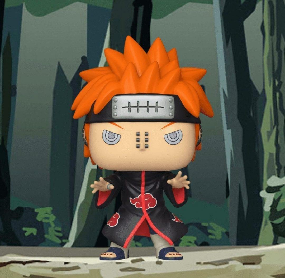 Figura Pain Funko POP Naruto Shippuden (Pre-Venta Llegada Aproximada Mayo)