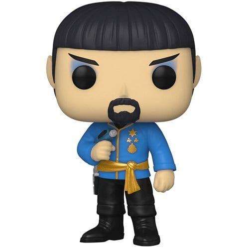 Figura Spock Funko POP Star Trek Ciencia Ficción Mirror