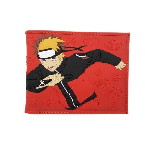 Naruto - Billetera Goma NN Naruto y Kunai (Copia)