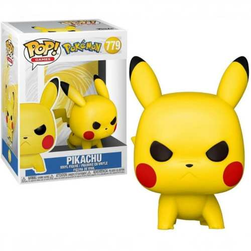 Figura Pikachu Funko POP Pokemon Anime