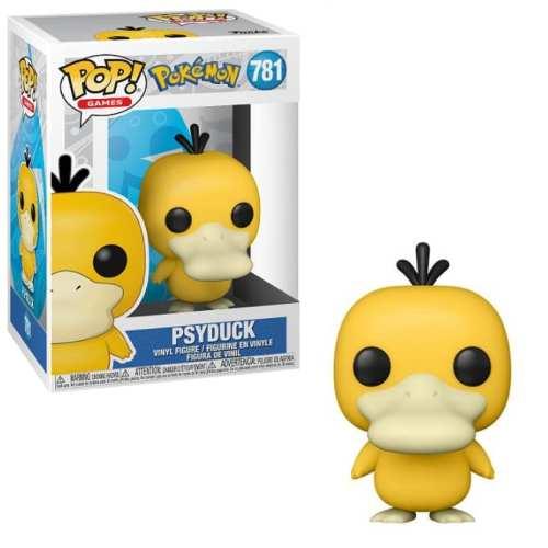 Figura Psyduck Funko POP Pokemon Anime