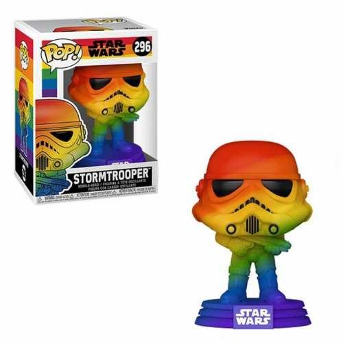 Figura Stormtrooper Funko POP Star Wars Pride