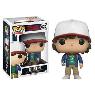 Stranger Things - Figura Funko POP Dustin with Compass