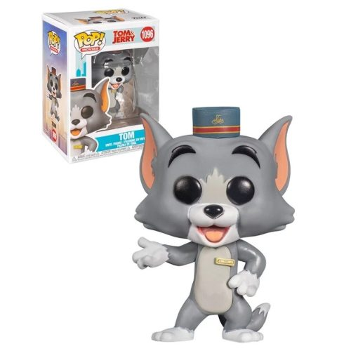 Figura Tom Funko POP Tom & Jerry Animados