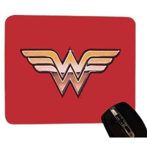 Pad mouse Wonder Woman PT Mujer Maravilla DC Comics Alfombrilla de ratón 22x18