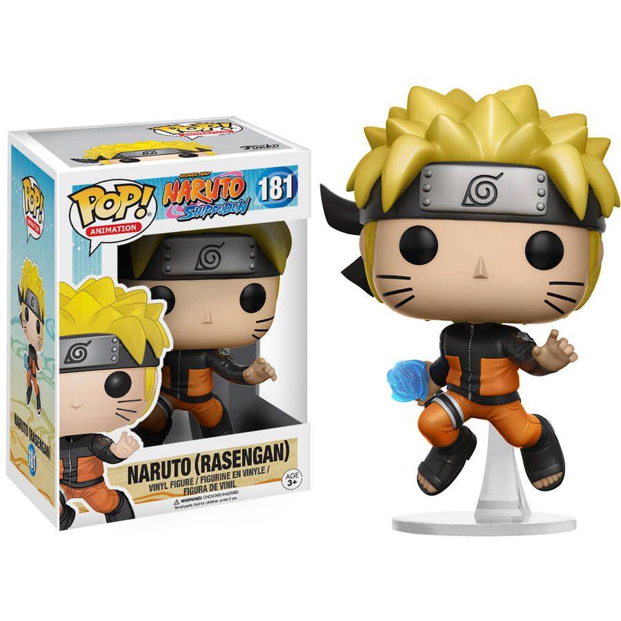 Figura Naruto Funko POP Naruto Anime Rasengan