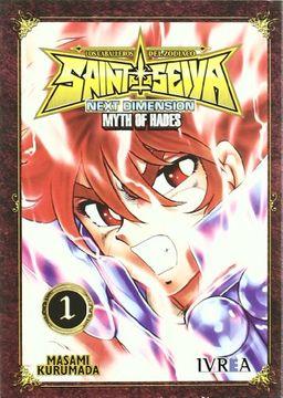 Manga Saint Seiya: Next Dimesion 1 Ivrea Anime