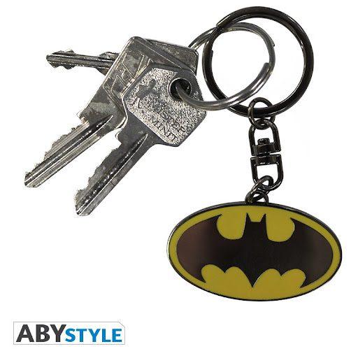 Llavero Batman AbyStyle DC Comics