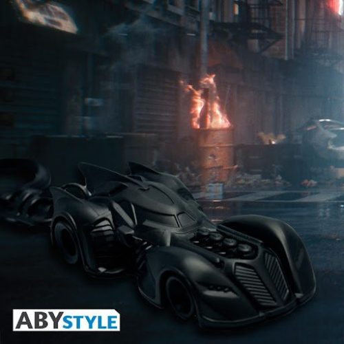 Llavero Bat-Movil AbyStyle Batman DC Comics 3D