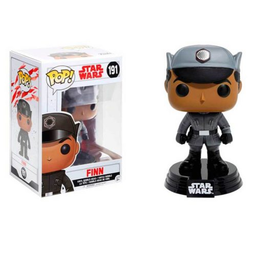 Figura Finn Funko Pop Star Wars