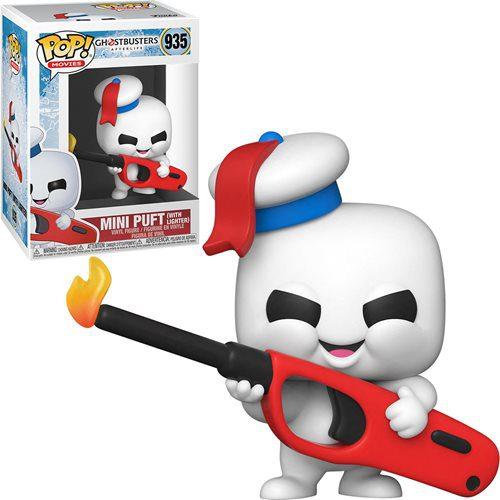 Figura Mini Puft with Lighter Funko Pop Ghostbusters: Afterlife Terror (Pre-Venta Llegada Aproximada Marzo - Abril 2022)