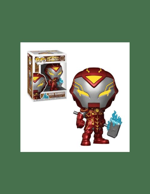 Figura Iron Hammer Funko Pop Infinite Warps Marvel