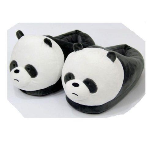 Babuchas Panda PT Escandalosos Animados