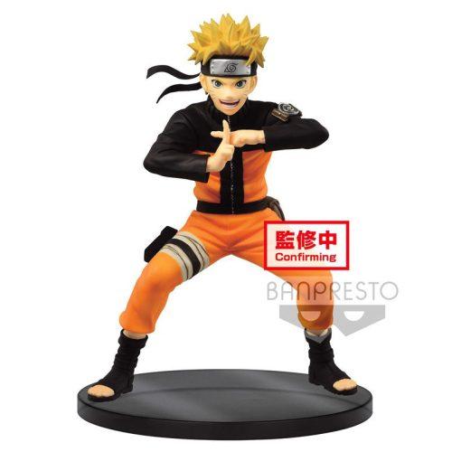 Figura Uzumaki Naruto Pose Ninja Banpresto Naruto Anime (Copia)