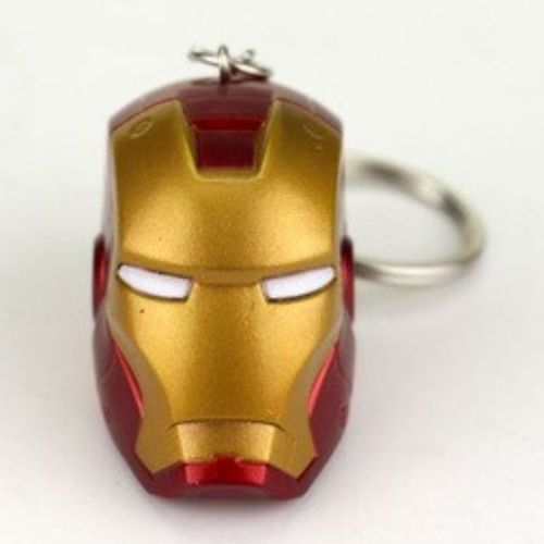 Llavero Cabeza Iron Man Marvel
