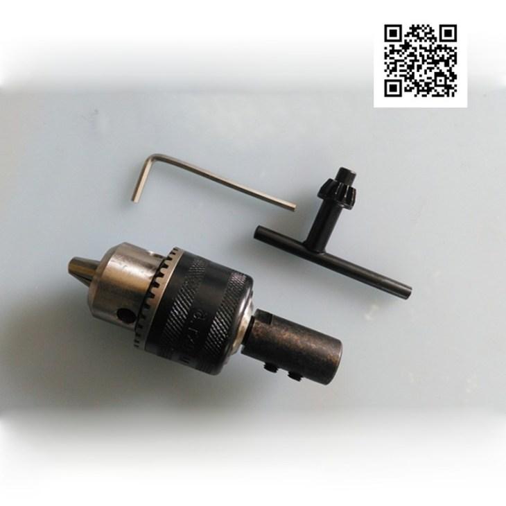Патрон для универсального станка диапазон зажима 0.6-6 мм