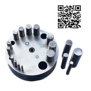Вырубка дисков 4-20 мм (17 пуансонов)