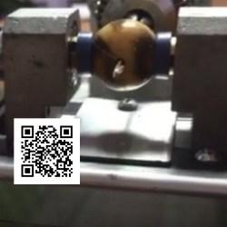 Услуга по регулировке сверлильного станка для янтаря