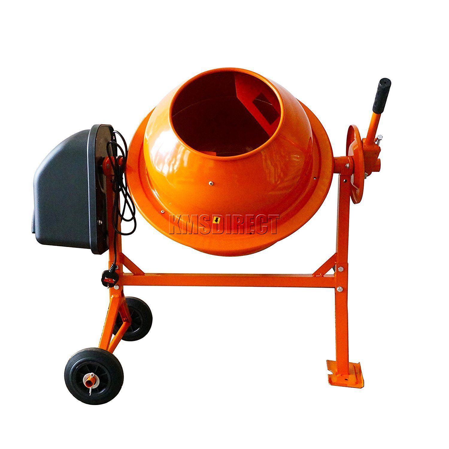 Foxhunter 240v 250w Cement Mixer front view