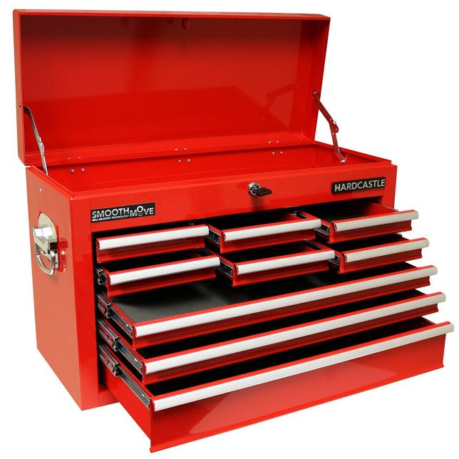 number seven rated tool chest cabinet
