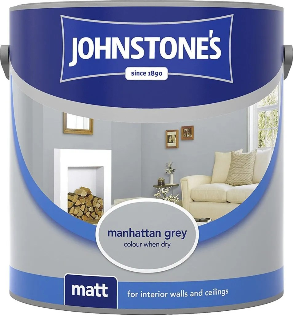 matt paint finish for walls