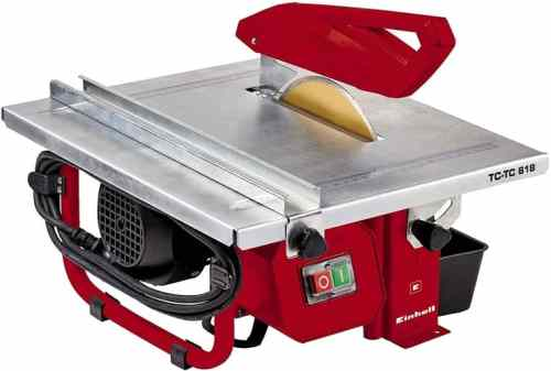 Electric tile saw picture