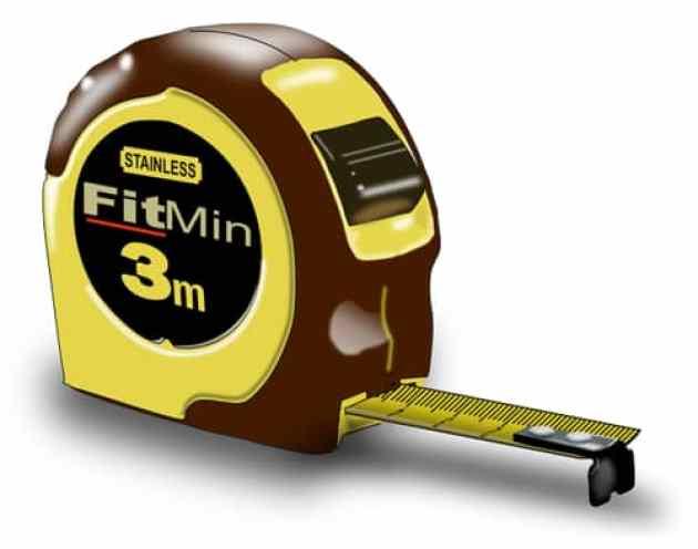 pocket measuring tape