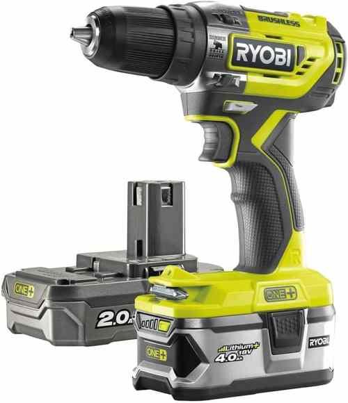 Picture of a Ryobi drill