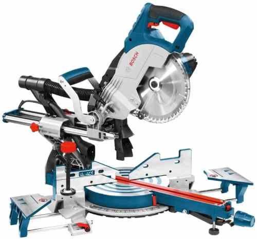 picture of a BOSCH GCM 8 SJL Professional Sliding Mitre Saw