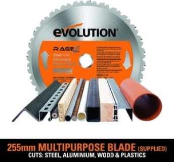 cutting blade for rage 3db