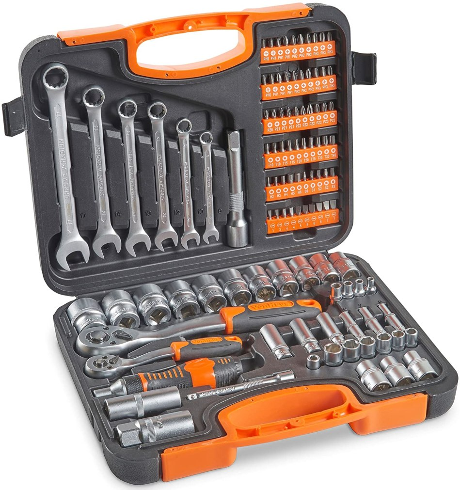 Picture of a tool kit