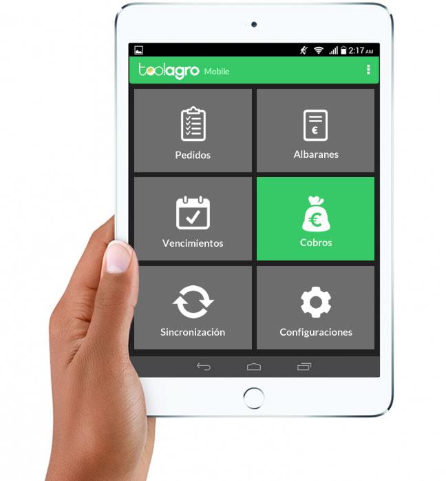 Software Toolagro Mobile