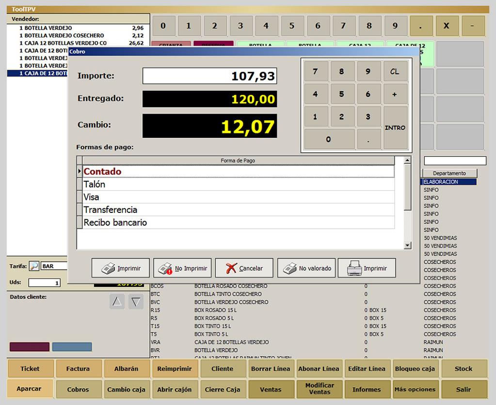Software Agro Ventas