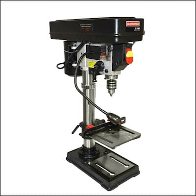 Tool Shop Drill Press Review