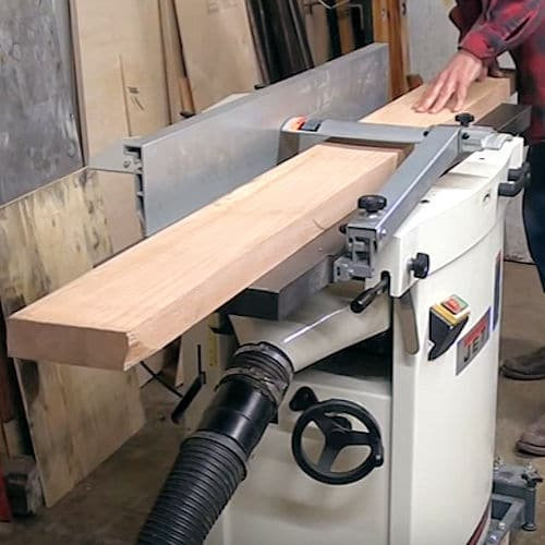 8 Inch Jointer Planer Combo